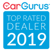 Awarded Top Cargurus Dealerships in 2019